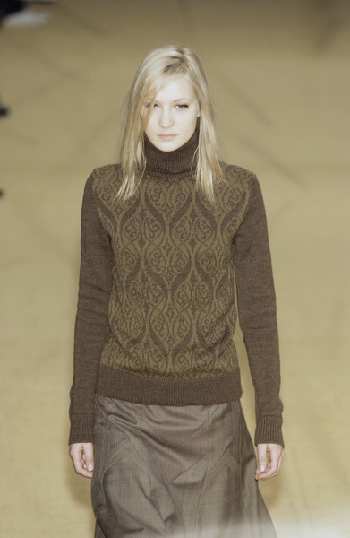 Veronique Branquinho at Paris Fall 2002