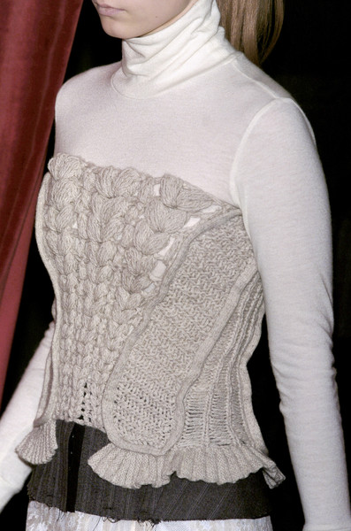 Veronique Branquinho at Paris Fall 2006 (Details)