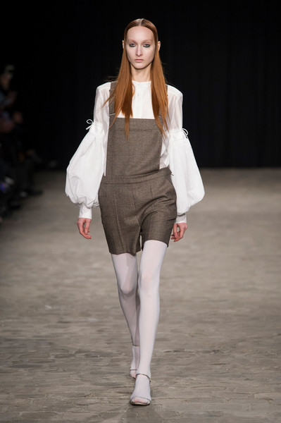 Veronique Branquinho at Paris Fall 2017