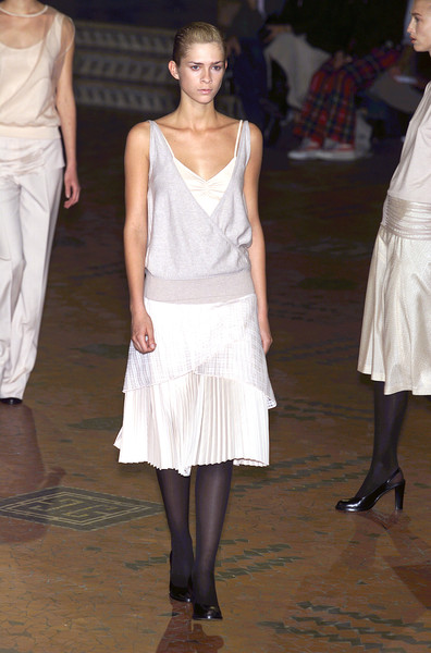 Veronique Branquinho at Paris Spring 2001