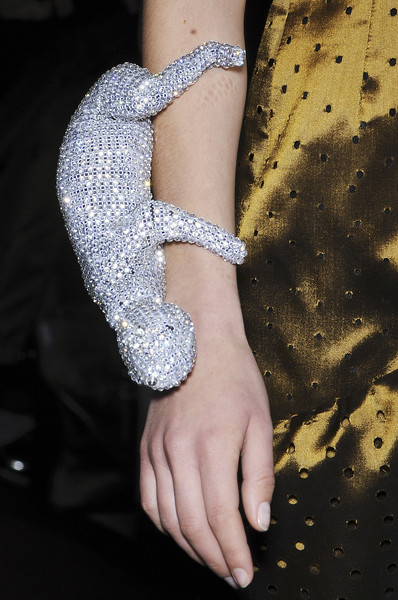Véronique Leroy at Paris Fall 2009 (Details)