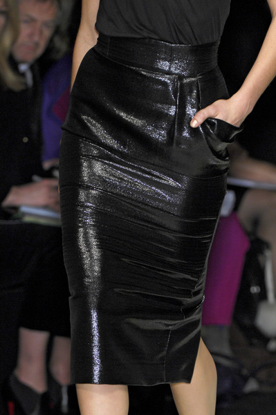 Versace at Milan Fall 2008 (Details)