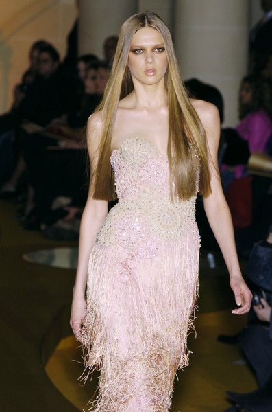 Versace Couture Spring 2004