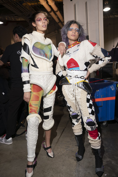 Vfiles at New York Spring 2020 (Backstage)