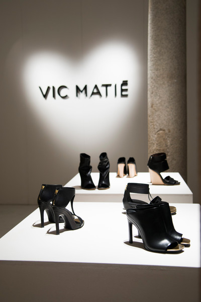 Vic Matie at Milan Spring 2014