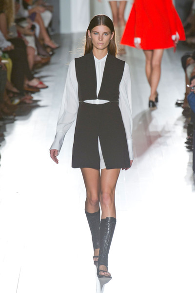 Victoria Beckham at New York Spring 2013