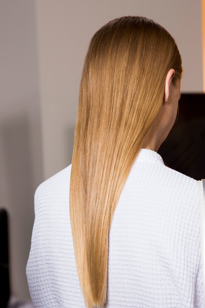 Victoria Beckham at New York Spring 2017 (Backstage) [hair,hairstyle,blond,hair coloring,long hair,chin,beauty,shoulder,layered hair,brown hair,blond,victoria beckham,hair,brown hair,hair,hair coloring,color,beauty,shoulder,new york fashion week,blond,hair coloring,step cutting,hair m,layered hair,long hair,brown hair,hair,color,brown]