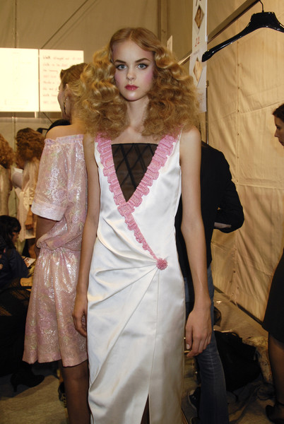 Viktor & Rolf at Paris Spring 2008 (Backstage)