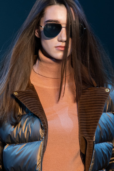 Vivienne Hu at New York Fall 2020 (Details)