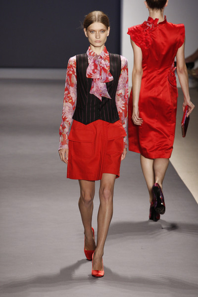Vivienne Tam at New York Spring 2009