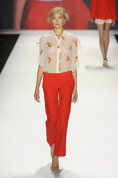 Vivienne Tam at New York Spring 2012