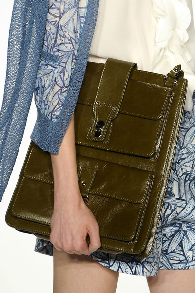 Vivienne Tam at New York Spring 2012 (Details)