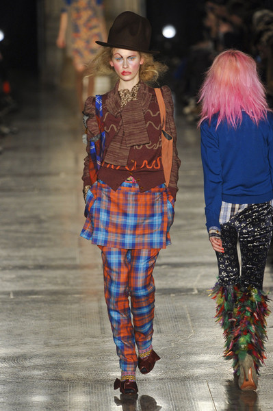 Vivienne Westwood at London Fall 2011