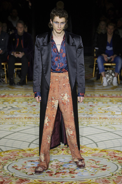 Vivienne Westwood at Paris Fall 2017