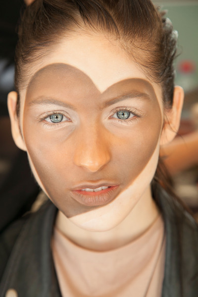 Vivienne Westwood at Paris Spring 2013 (Backstage)