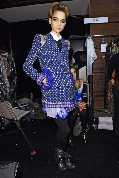 Wunderkind at Paris Fall 2008 (Backstage)
