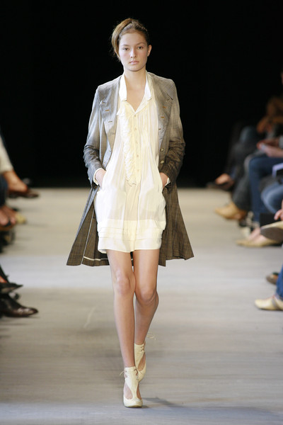 Wunderkind at Paris Spring 2007