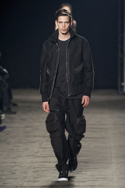 Y-3 at New York Fall 2011