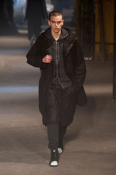 Y-3 at New York Fall 2013