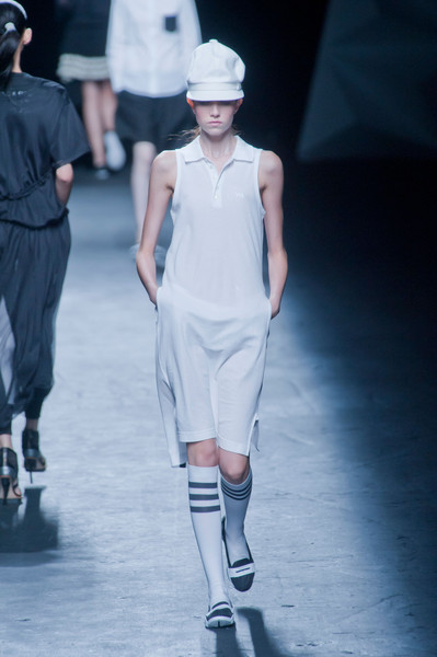 Y-3 at New York Spring 2013