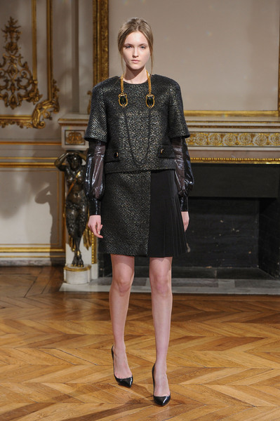 Yde at Paris Fall 2014