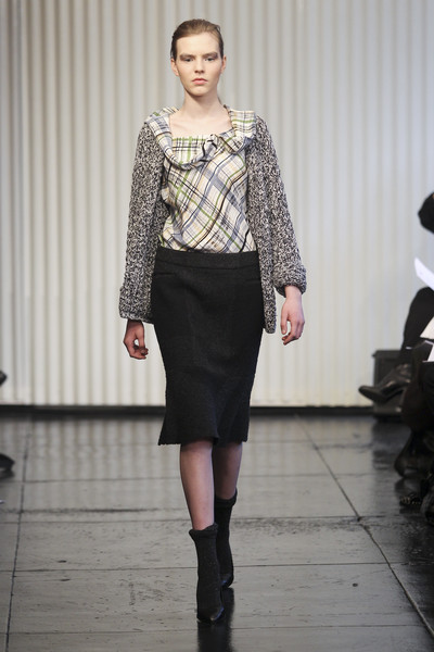 Yeohlee at New York Fall 2010
