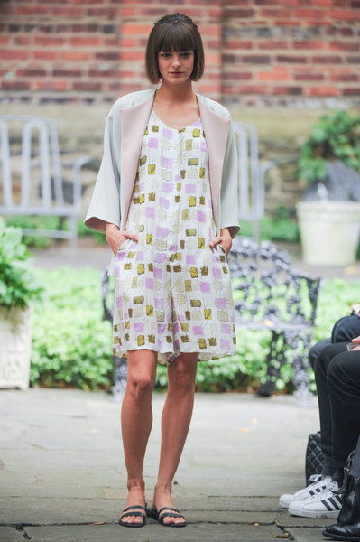 Yeohlee at New York Spring 2014