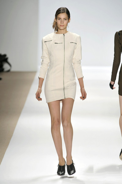 Yigal Azrouël at New York Fall 2010