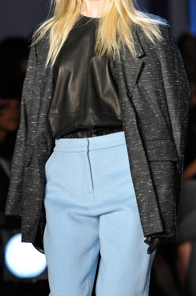Yigal Azrouël at New York Fall 2012 (Details)