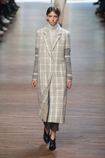 Yigal Azrouël at New York Fall 2014