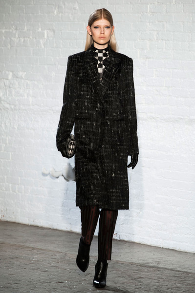 Yigal Azrouël at New York Fall 2015