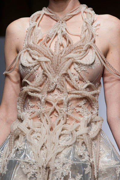Yiqing Yin at Couture Fall 2013 (Details)