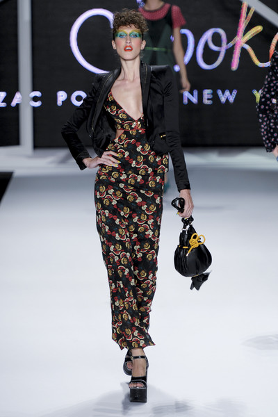 Z Spoke by Zac Posen at New York Spring 2011