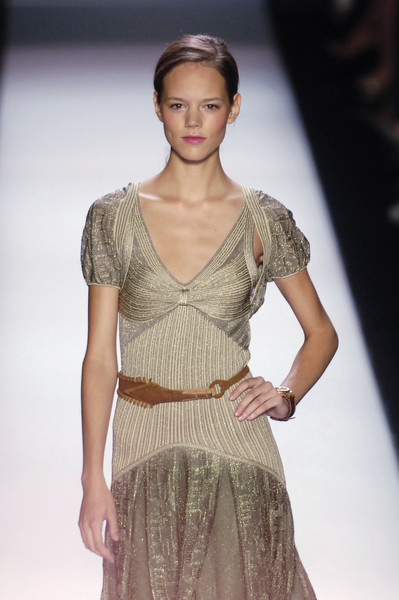 Zac Posen at New York Spring 2006