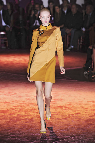 Zac Posen at New York Spring 2010