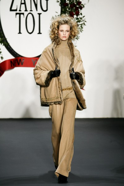 Zang Toi at New York Fall 2007