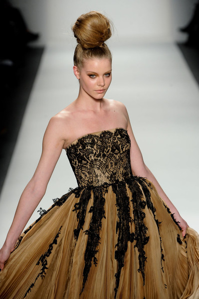 Zang Toi at New York Fall 2011 [fashion model,dress,clothing,hair,fashion,haute couture,gown,fashion show,shoulder,strapless dress,gown,cocktail dress,supermodel,socialite,fashion,haute couture,runway,model,new york fashion week,fashion show,runway,fashion show,model,fashion,haute couture,supermodel,cocktail dress,gown,socialite,two pence]