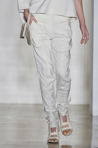 Zero + Maria Cornejo at New York Spring 2012 (Details)