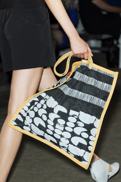 Zero + Maria Cornejo at New York Spring 2013 (Details)