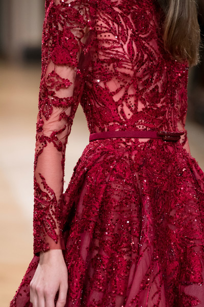 Ziad Nakad at Couture Fall 2016 (Details)
