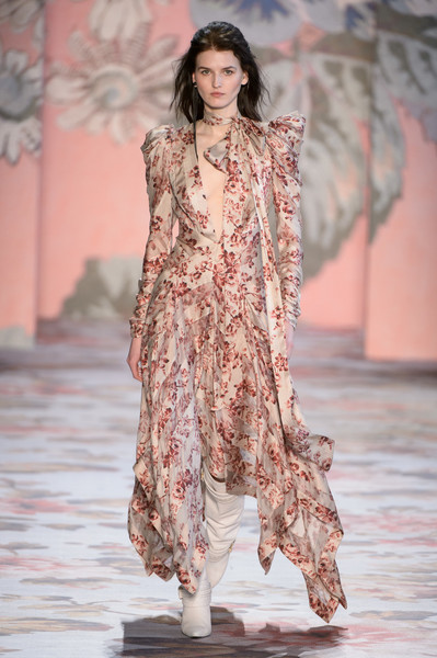 Zimmermann at New York Fashion Week Fall 2018