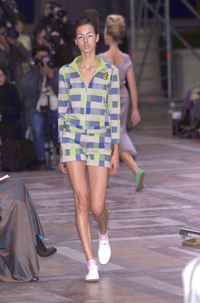 Zucca at Paris Spring 2001