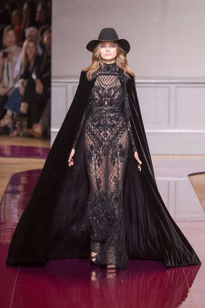 Zuhair Murad at Couture Fall 2016