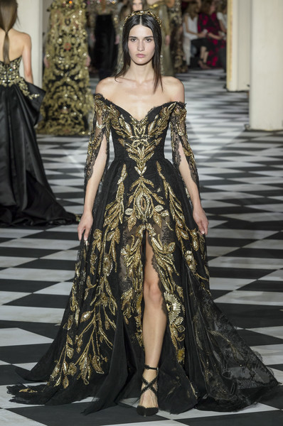 Zuhair Murad at Couture Fall 2018
