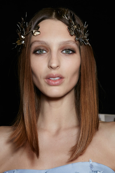 Zuhair Murad at Couture Spring 2016 (Backstage)