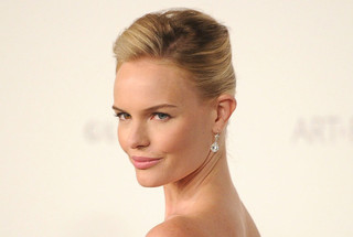 Kate Bosworth's Classic French Twist