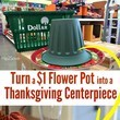 Make easy centerpieces