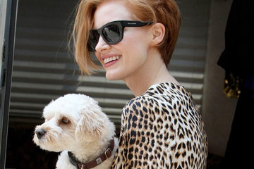Vote: Should Jessica Chastain Chop Her Locks?