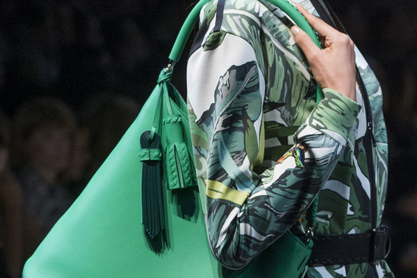 Milan's Chicest Runway Handbags