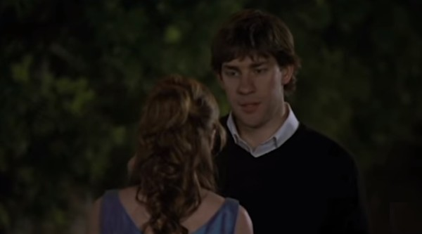 #24: Jim Tells Pam He Loves Her On 'The Office'